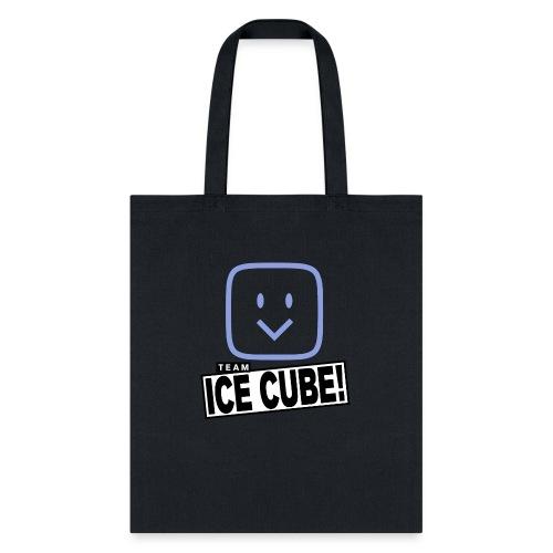 Team IC! hanger shirt dark - Tote Bag