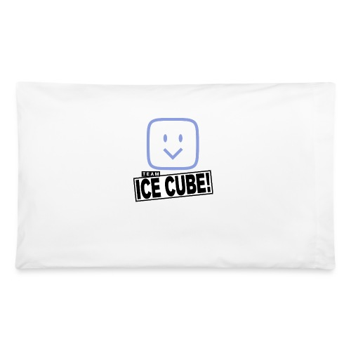 Team IC! hanger shirt dark - Pillowcase 32'' x 20''