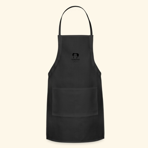 Philosophy and pessimistic optimism.  - Adjustable Apron