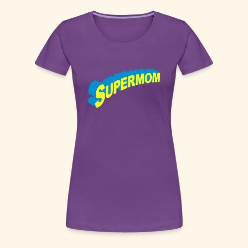 Supermom  - Women's Premium T-Shirt