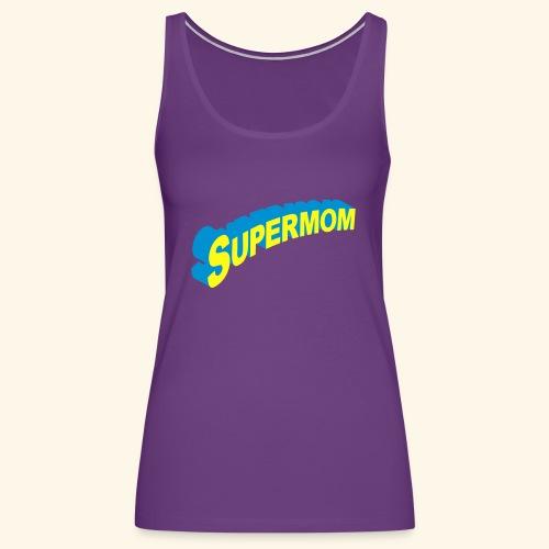 Supermom  - Women's Premium Tank Top