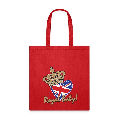 The Royal Baby - Tote Bag