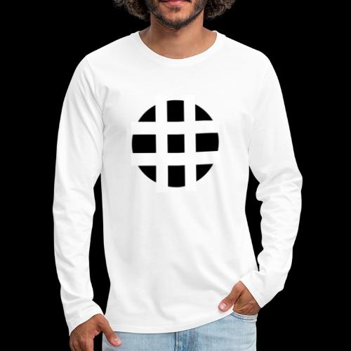 Hastag - Men's Premium Long Sleeve T-Shirt
