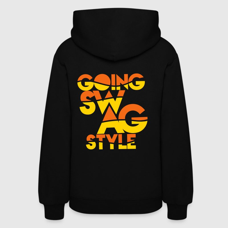 GOING SWAG STYLE two color Hoodies - Women's Hoodie
