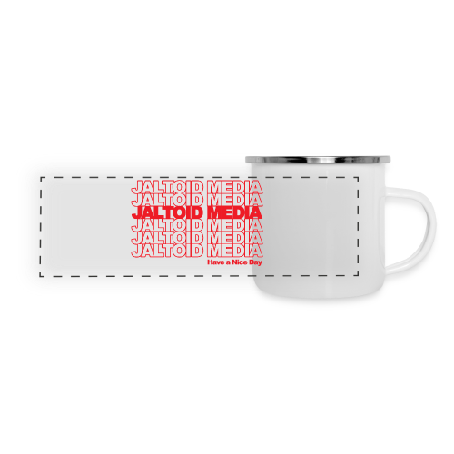 Jaltoid Media - Have a nice Day  - Panoramic Camper Mug