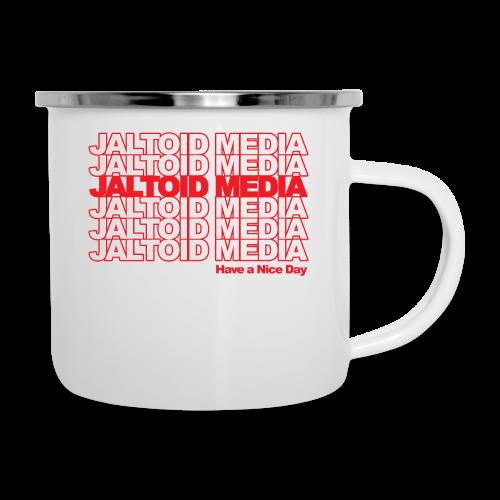 Jaltoid Media - Have a nice Day  - Camper Mug
