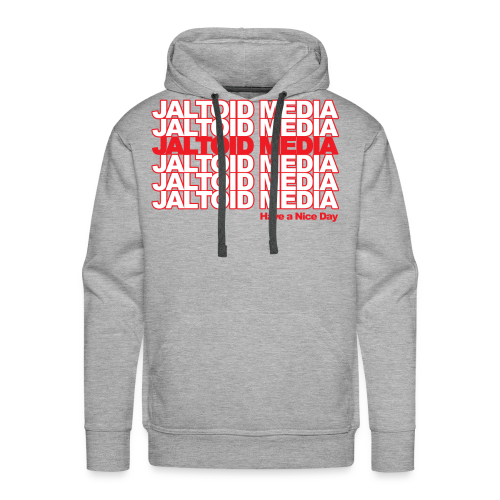 Jaltoid Media - Have a nice Day  - Men's Premium Hoodie