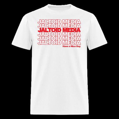 Jaltoid Media - Have a nice Day  - Men's T-Shirt