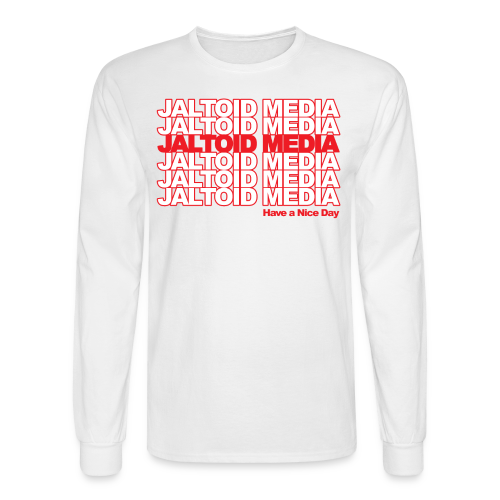 Jaltoid Media - Have a nice Day  - Men's Long Sleeve T-Shirt