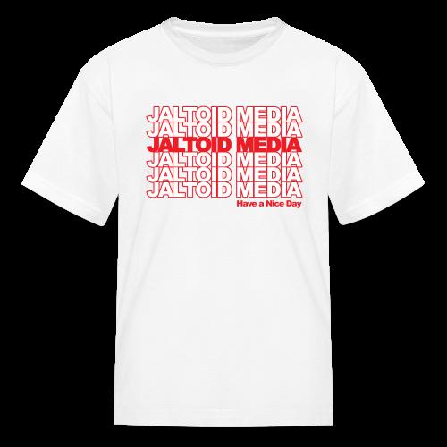 Jaltoid Media - Have a nice Day  - Kids' T-Shirt