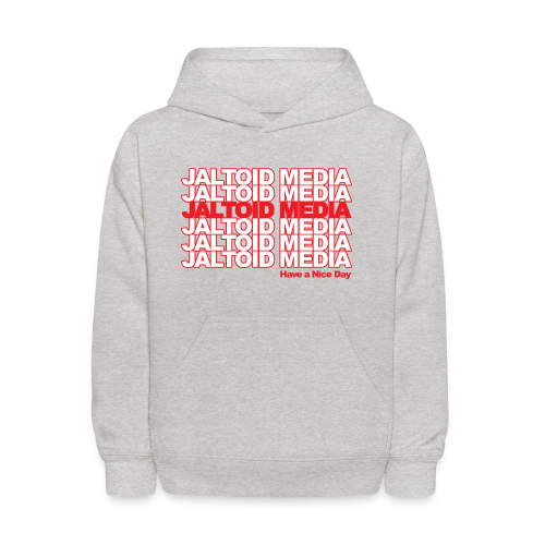 Jaltoid Media - Have a nice Day  - Kids' Hoodie