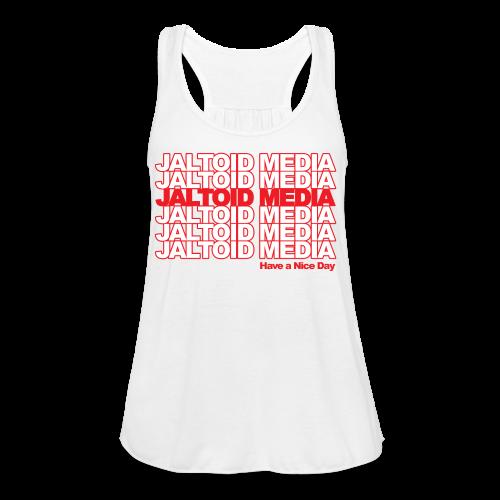 Jaltoid Media - Have a nice Day  - Women's Flowy Tank Top by Bella