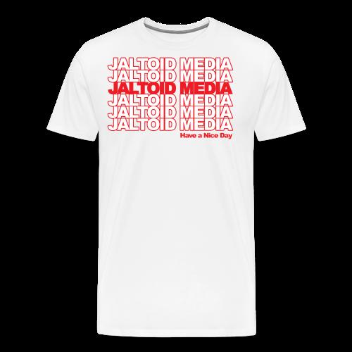 Jaltoid Media - Have a nice Day  - Men's Premium T-Shirt