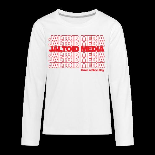 Jaltoid Media - Have a nice Day  - Kids' Premium Long Sleeve T-Shirt