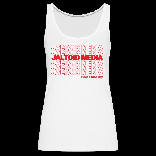 Jaltoid Media - Have a nice Day  - Women's Premium Tank Top