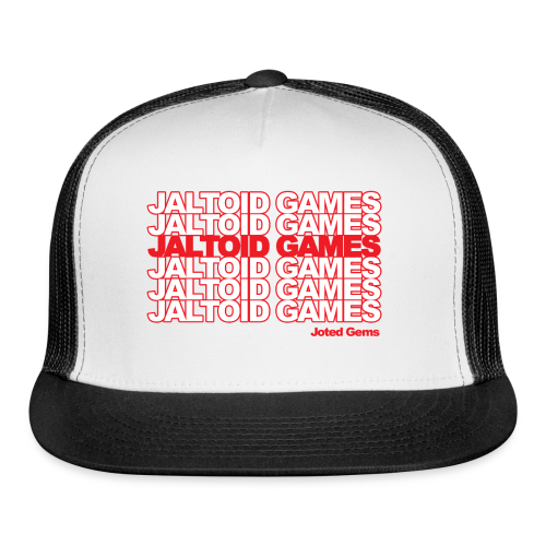 Jaltoid Games - Joted Gems  - Trucker Cap