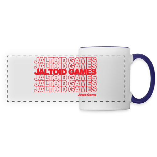 Jaltoid Games - Joted Gems  - Panoramic Mug