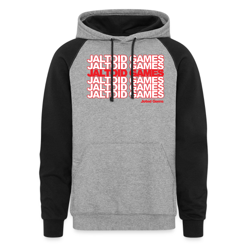 Jaltoid Games - Joted Gems  - Colorblock Hoodie