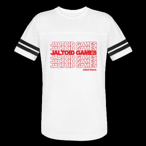 Jaltoid Games - Joted Gems  - Vintage Sport T-Shirt