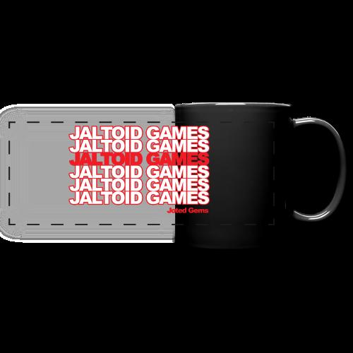 Jaltoid Games - Joted Gems  - Full Color Panoramic Mug