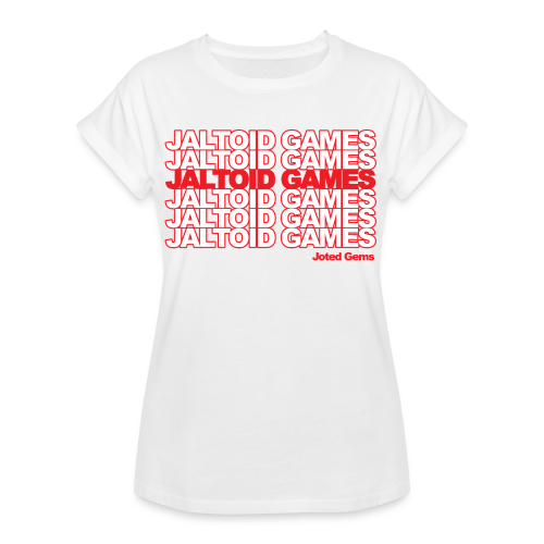 Jaltoid Games - Joted Gems  - Women's Relaxed Fit T-Shirt