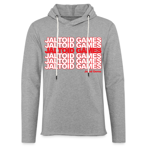 Jaltoid Games - Joted Gems  - Unisex Lightweight Terry Hoodie