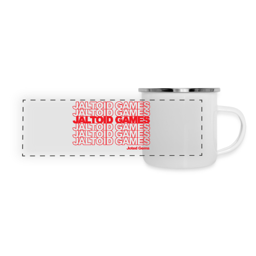 Jaltoid Games - Joted Gems  - Panoramic Camper Mug