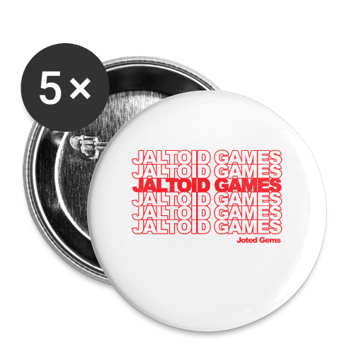 Jaltoid Games - Joted Gems  - Small Buttons