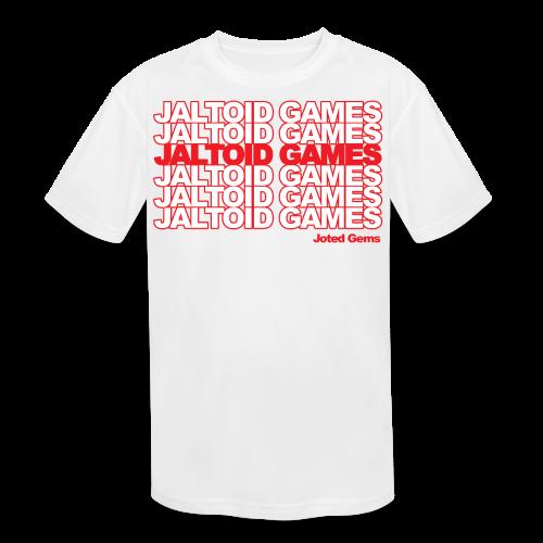 Jaltoid Games - Joted Gems  - Kids' Moisture Wicking Performance T-Shirt