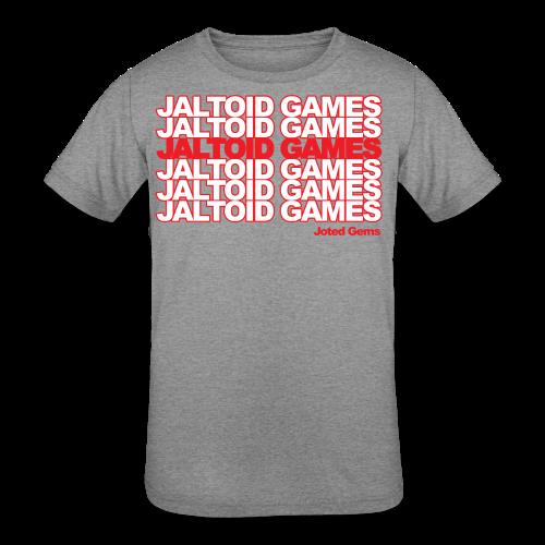 Jaltoid Games - Joted Gems  - Kids' Tri-Blend T-Shirt