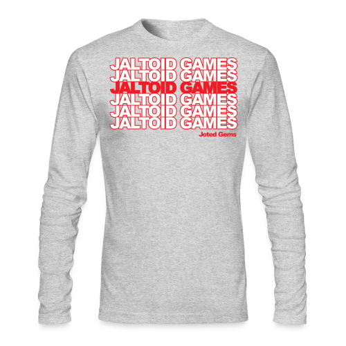 Jaltoid Games - Joted Gems  - Men's Long Sleeve T-Shirt by Next Level