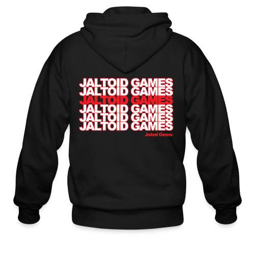 Jaltoid Games - Joted Gems  - Men's Zip Hoodie