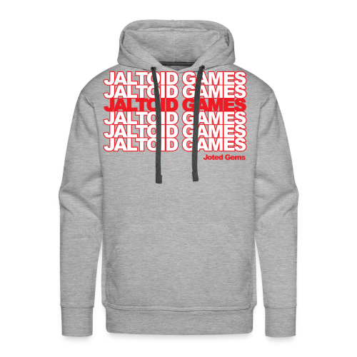 Jaltoid Games - Joted Gems  - Men's Premium Hoodie