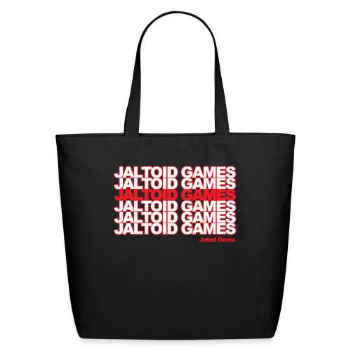 Jaltoid Games - Joted Gems  - Eco-Friendly Cotton Tote