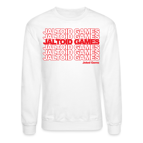 Jaltoid Games - Joted Gems  - Crewneck Sweatshirt