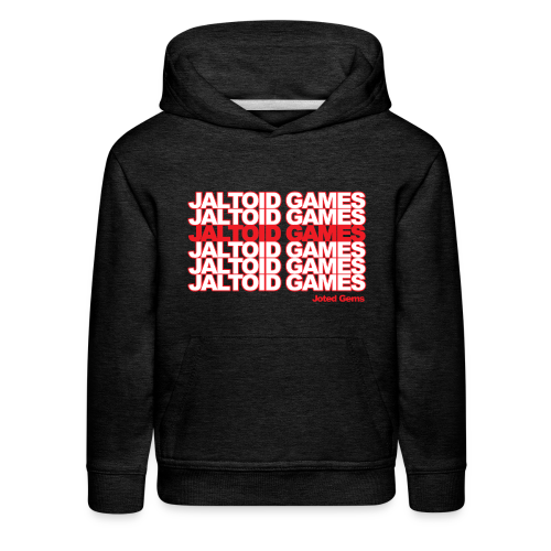 Jaltoid Games - Joted Gems  - Kids' Premium Hoodie
