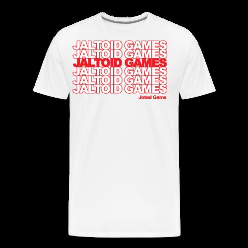 Jaltoid Games - Joted Gems  - Men's Premium T-Shirt