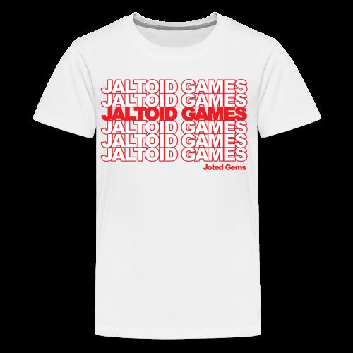 Jaltoid Games - Joted Gems  - Kids' Premium T-Shirt