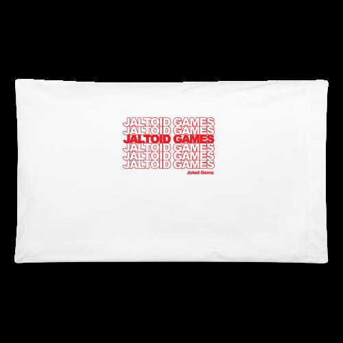 Jaltoid Games - Joted Gems  - Pillowcase