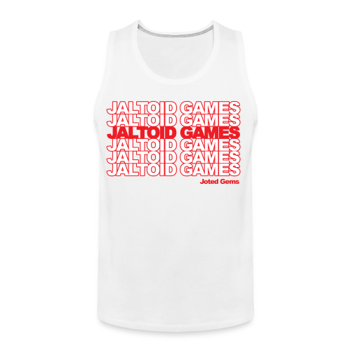 Jaltoid Games - Joted Gems  - Men's Premium Tank