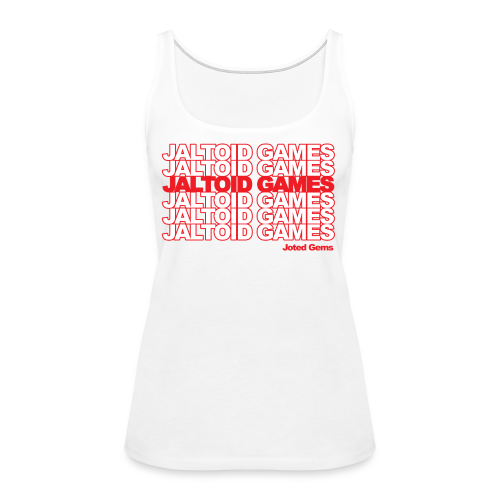 Jaltoid Games - Joted Gems  - Women's Premium Tank Top