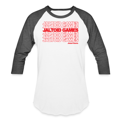 Jaltoid Games - Joted Gems  - Baseball T-Shirt