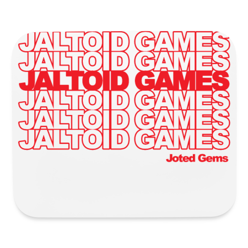 Jaltoid Games - Joted Gems  - Mouse pad Horizontal
