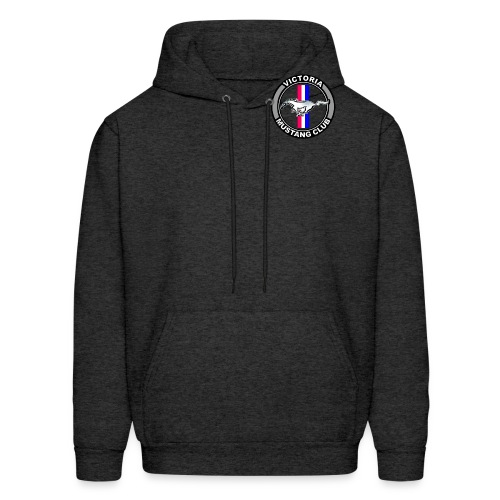 Victoria Mustang Owners Club - Men's Hoodie