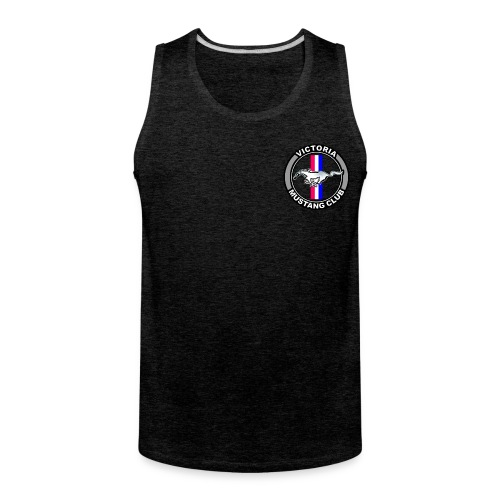 Victoria Mustang Owners Club - Men's Premium Tank
