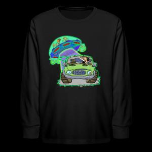 Ongher's UFO - Kids' Long Sleeve T-Shirt