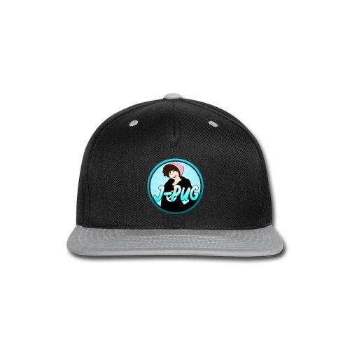 Logo Shirt - Snap-back Baseball Cap
