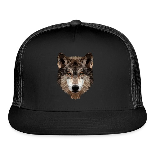 Wolf of Lex Ave - Trucker Cap