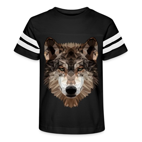 Wolf of Lex Ave - Kid's Vintage Sport T-Shirt
