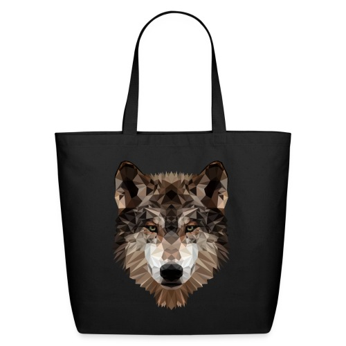 Wolf of Lex Ave - Eco-Friendly Cotton Tote
